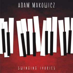 Adam Makowicz - Swinging Ivories LP (winyl)