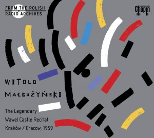 W. Małcużyński - The Legendary... Polskie Radio Chopin[CD]