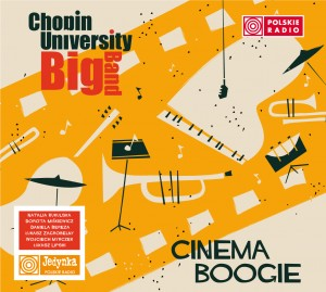 Chopin University Big Band - Cinema Boogie [CD]