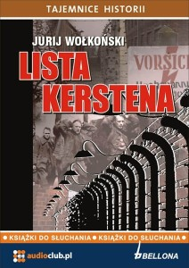 Wołkoński Jurij - Lista Kerstena [CD/mp3]