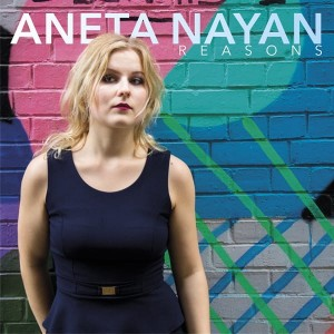 Reasons - Aneta Nayan [CD]