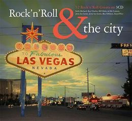 Rock & Roll & The City [CD]
