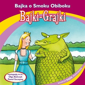 Bajka o Smoku Obiboku[CD]