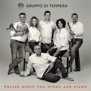 Polish music for winds and piano