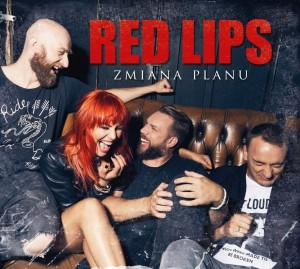 Red Lips - Zmiana planu [CD]