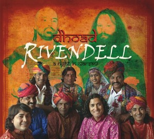 Dhoad Rivendell - A Night in Warsaw[CD]