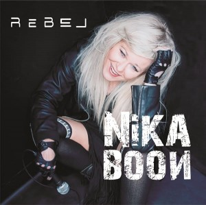 Boon Nika - Rebel [CD]