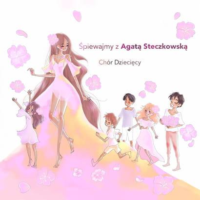 4f2145b4f55f18 Śpiewajmy z Agatą Steczkowską [CD] Sklep Polskiego Radia ...